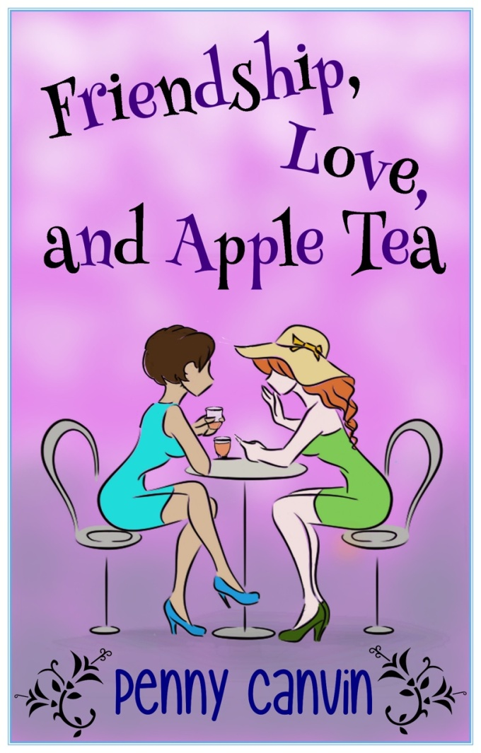 Image of book cover Friendship Love and Apple Tea